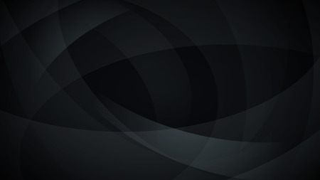 grey pattern: Abstract background of curved lines in black colors