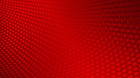 붉은 색으로 추상 점 배경