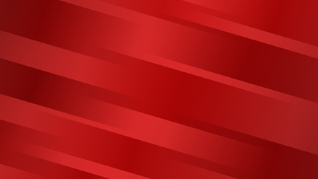 Abstract background with diagonal lines in red colors Ilustração