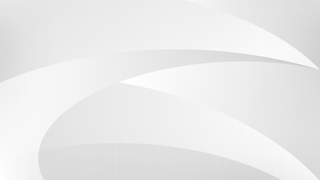 Abstract background of curved lines in gray colors