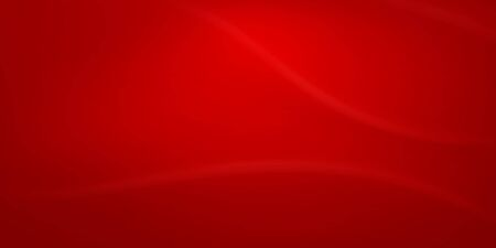 Abstract background with wavy surface in red colors Vectores