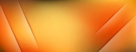 Abstract background with incisions in orange colors Ilustração