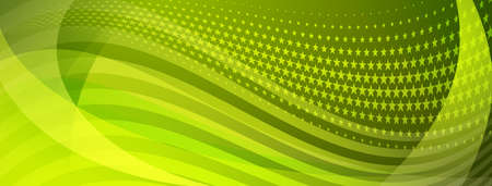USA independence day abstract background with elements of american flag in yellow colors