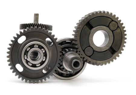 Gears and bearings Reklamní fotografie - 2522829