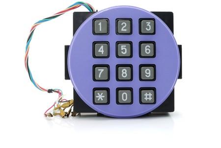 Disk Keypad photo