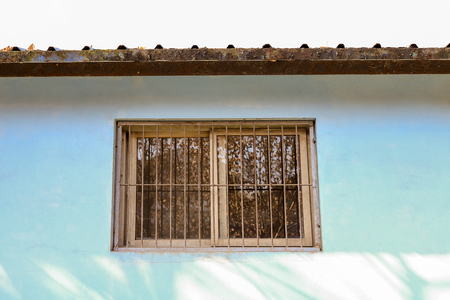 Windows under the eaves