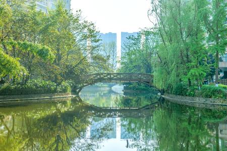 Chengdu Century City Swan Lake