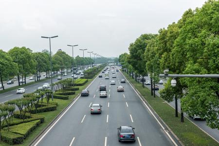 Chengdu Third Ring Road Traffic