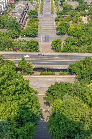 China Sichuan Deyang Traffic Road Expressway