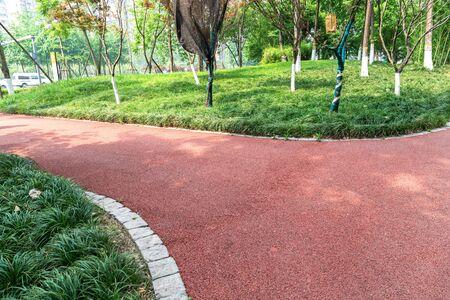 Runway in the park