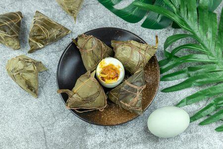 Dragon Boat Festival Zongzi Stockfoto