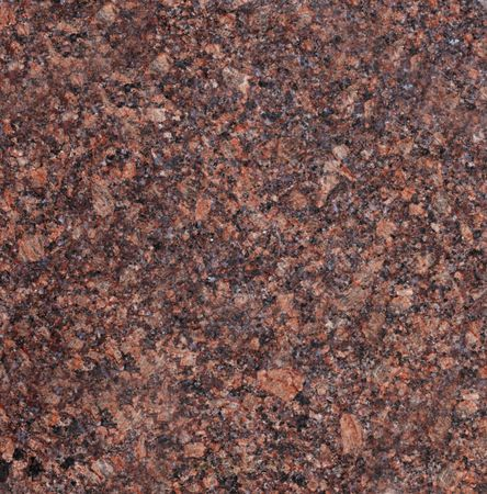 Close up shot of pink granite fill frame photo