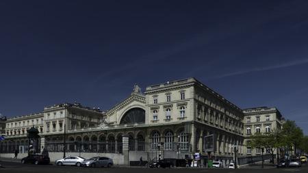 est: gare de l est station in Paris