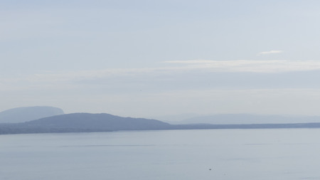 mistery: Landscape on the Lake