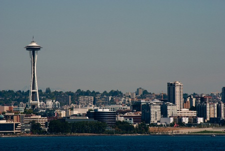 Seattle skyline Stock fotó
