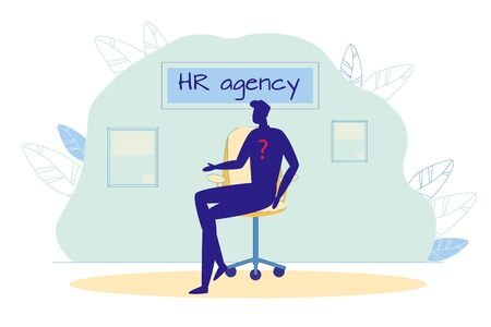 Professional Human Recruitment Agency Promotion