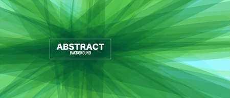 Abstract green background. Vector illustration. EPS10.