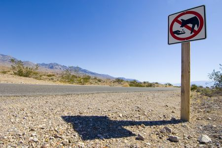 Landscapes of Death Valley National Park Stock Photo - 2067383