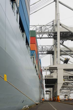 seafreight: Delta Terminal ECT