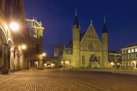parliaments: Olandese casa dei parlamenti Archivio Fotografico