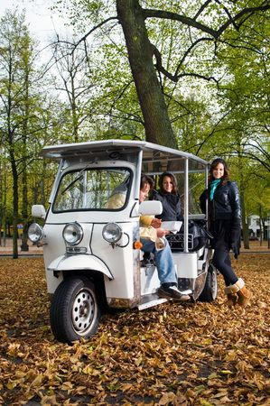 Tuc Tuc in the Park photo