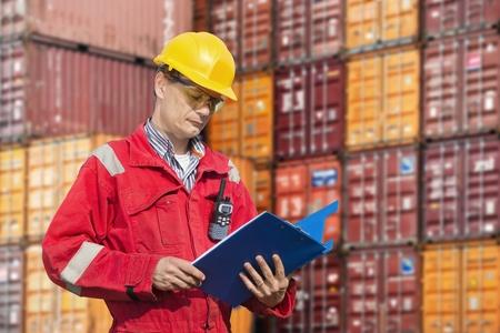 docker: Docker checking consignment notes