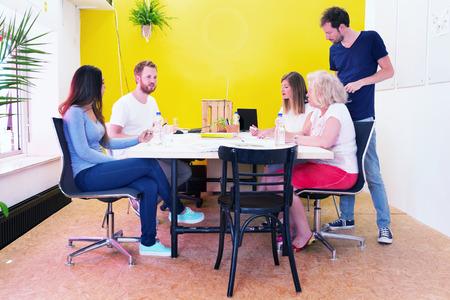 rapid prototyping: Creative professionals in a design studio