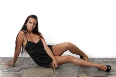 Chica Joven Stock Photo - 8686074