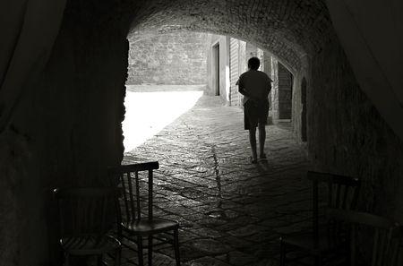 Taken in Volterra photo