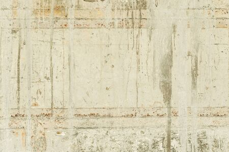 Background: Gray weathered concrete wall