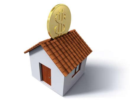 moneybox: Moneybox house