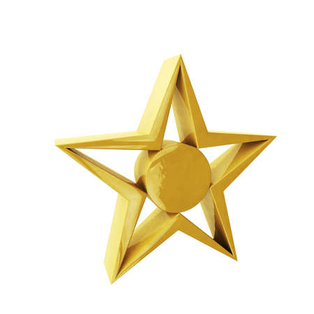 predicate: Golden Star is a symbol of good reviews and Worlds