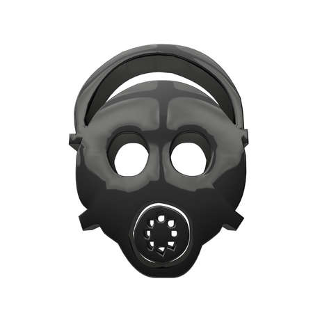 airways: Gas mask icon shows the security on one of the most dangerous attacks on airways
