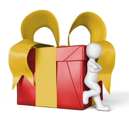gave: The immense gift. What will be in it as well? Who gave me the gift and why?
