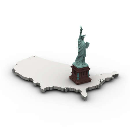 Statue of Liberty was dedicated in 1886 and is a gift of the French people to the United States.