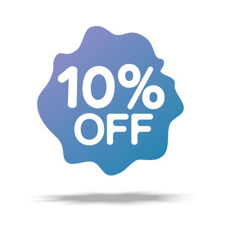 Weekend sale special offer banner, Vector illustration. 일러스트