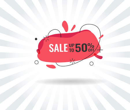Sale banner template purple. Vector  illustration up to 30, 50, 70, 80  off symbol,  template,  up,  vector,  weekend 矢量图像