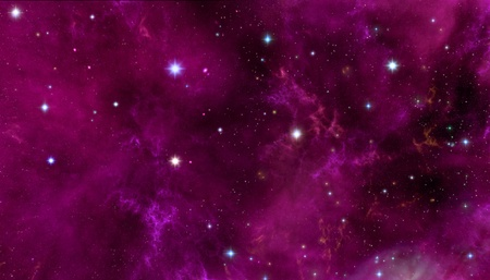 abstract starfield background photo