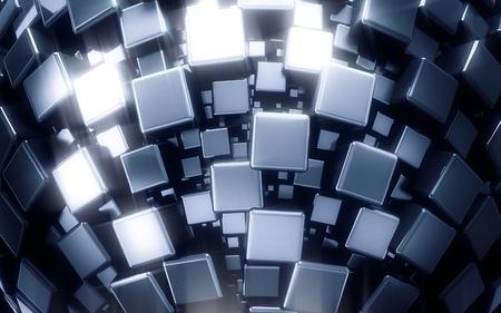 technic: metal technic wallpaper