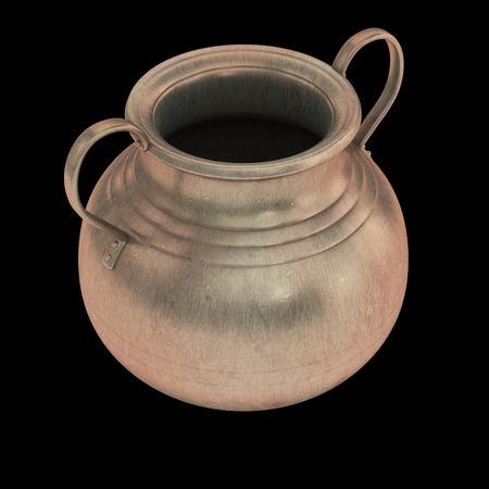 Bronze Pot  photo