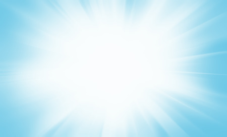Abstract bright light - summer sun background