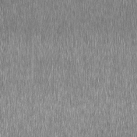 brushed: Clear brushed silver metal texture background Stock Photo