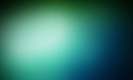 Abstracte blauwe en groene blured achtergrond - defocused lights backdrop