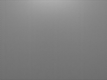 carbon fiber: La luz de fondo estructura hexagonal - 3D patrón de estructura geométrica