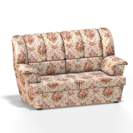 cushy: comfortable arm (double) chair with Clipping
