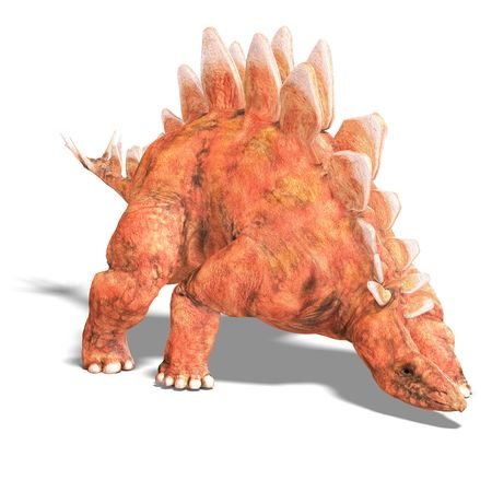stegosaurus: Dinosaurio Stegosaurus.