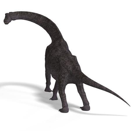 giant dinosaur brachiosaurus Stock Photo - 5400274