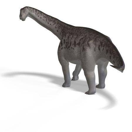 chow: giant dinosaur camasaurus