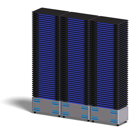 mainframe: a historic science fiction computer or mainframe