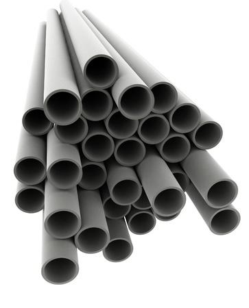 black metal tubing metal tube stock photo picture and royalty free image image
